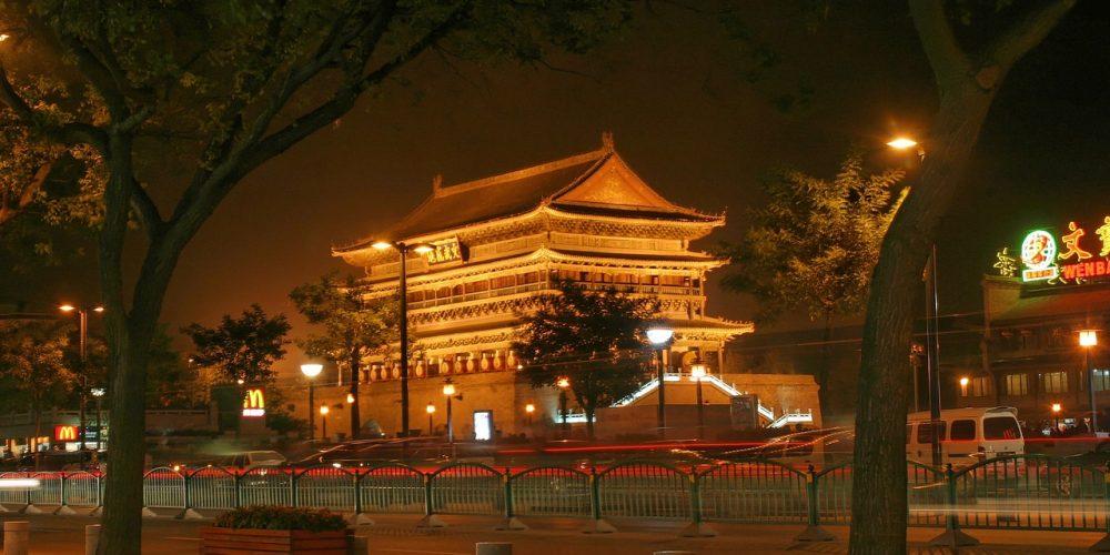 En gång en tid i Peking, Kina