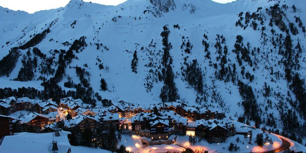 Den bästa skidsemestern i Italienska Alperna